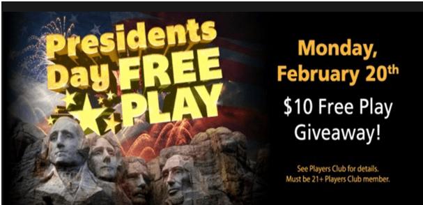 Play at casinos
