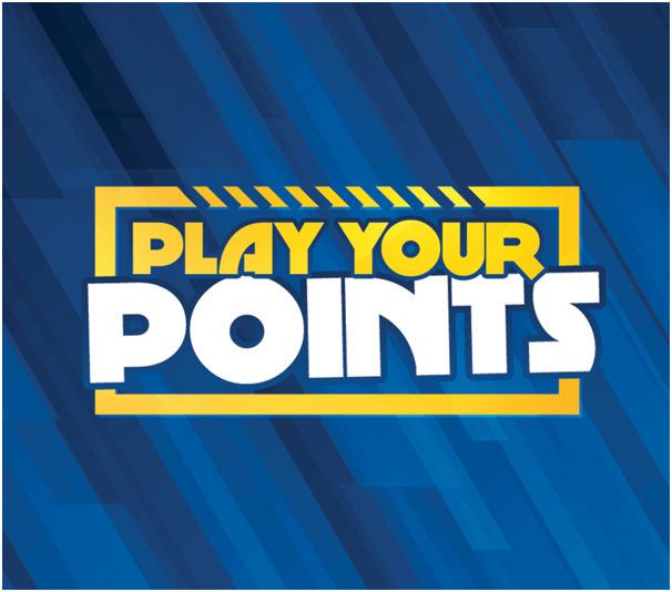 Play your points
