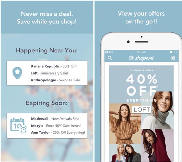Shopami App