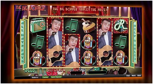 The Big Bopper Game