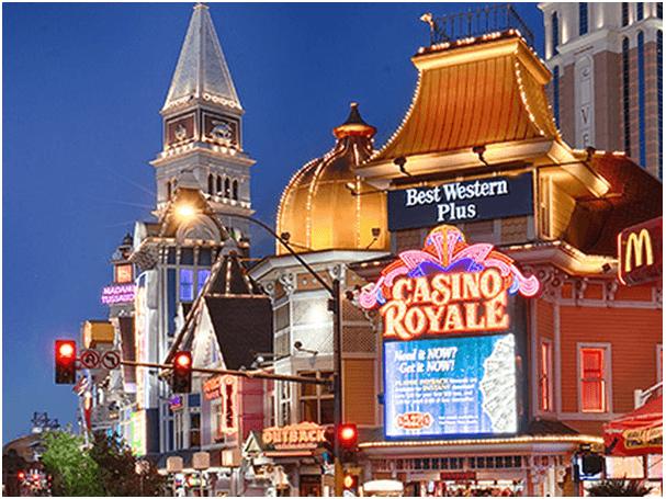 Visit casino off season