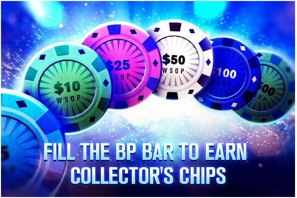 WSOP- Collector's Chips
