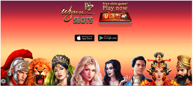 How to get started with Wynn slot game app