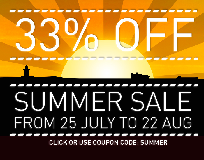 WinNc Summer Sale - 33% off
