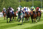 types of horse racing flat racing