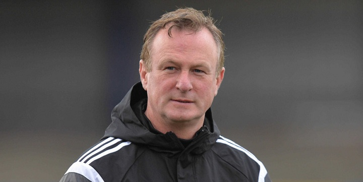Norwich City start talks with Northern Ireland manager