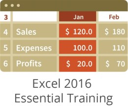 lynda-excel-2016-essential-training