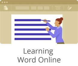 lynda-learning-word-online