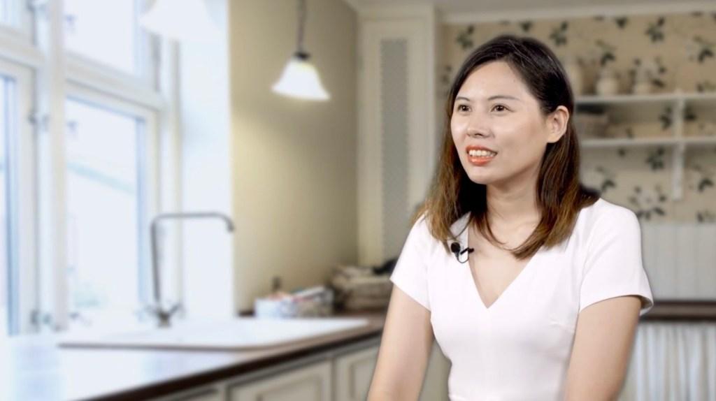 熱傳導專利技術發明人阮語喬 照片來源:嘖嘖平台