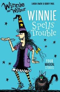 Winnie Spells Trouble