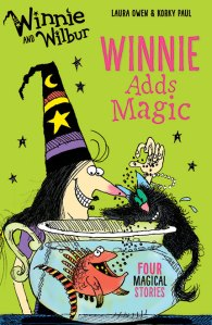 Winnie Adds Magic
