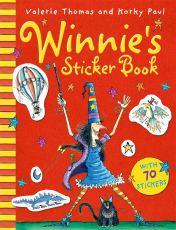 Winnie's Sticker Book