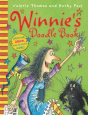 Winnie's Doodle Book