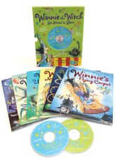 Winnie the Witch: 6 stories to share