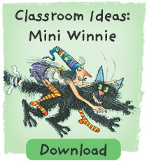 Winnie Classroom ideas: Mini Winnie Story 1 & activities