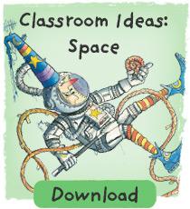 Winnie Classroom ideas: Winnie in Space