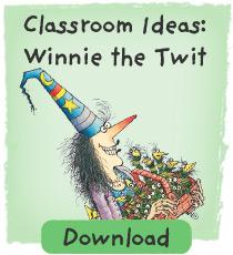 Winnie Classroom ideas: Winnie the Twit Story 2 & activities