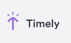 Timely app logo