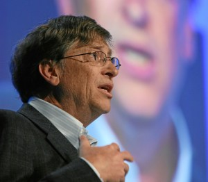 Bill Gates, content is king