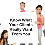 Let's Get Personal: Know What Your Clients Really Want From You