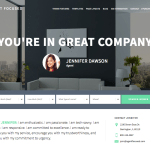 Finally! A Real Estate Website Designed to Showcase YOU: Agent Focused Pro