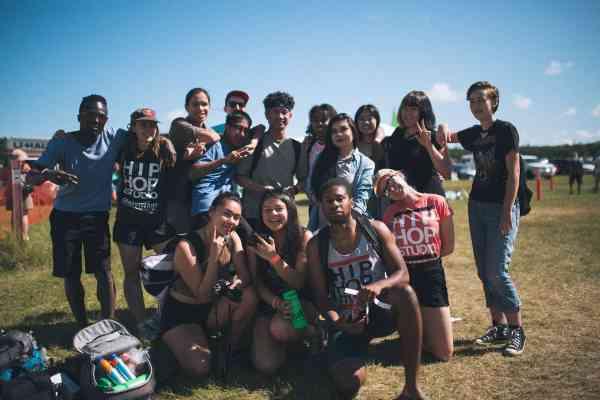 Winnipeg Folk Festival support photo