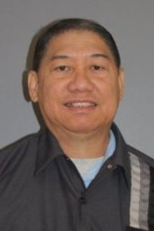 Virgilio Perez - Sales Lot Attendant