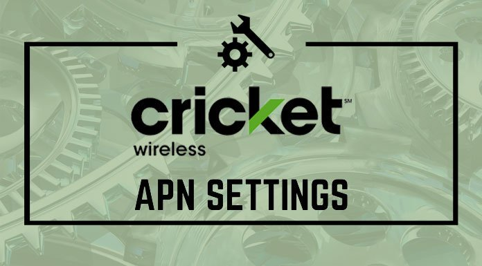 Cricket Wireless APN Settings  1
