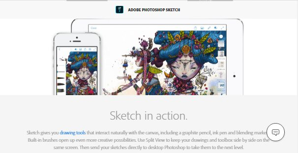 Эскиз Adobe Photoshop