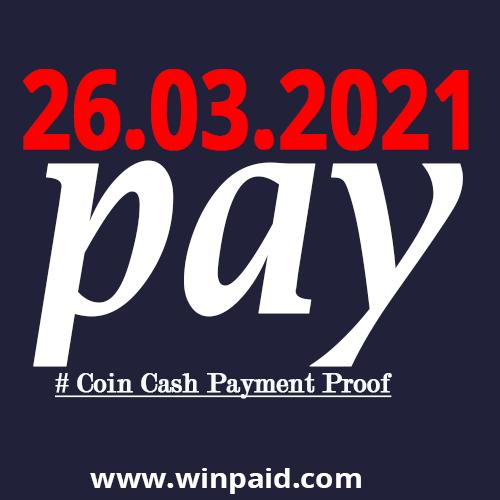 COIN CASH,website WINPAID