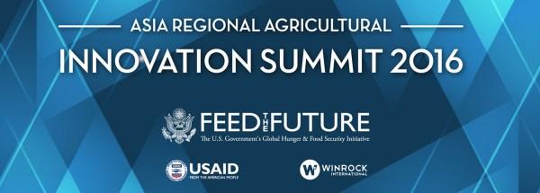 Winrock International » Asia Regional Agricultural ...
