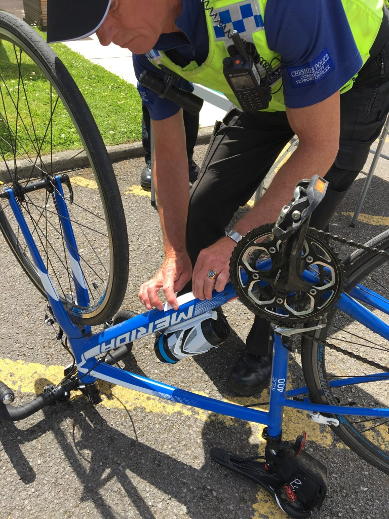 Bike Marking PS