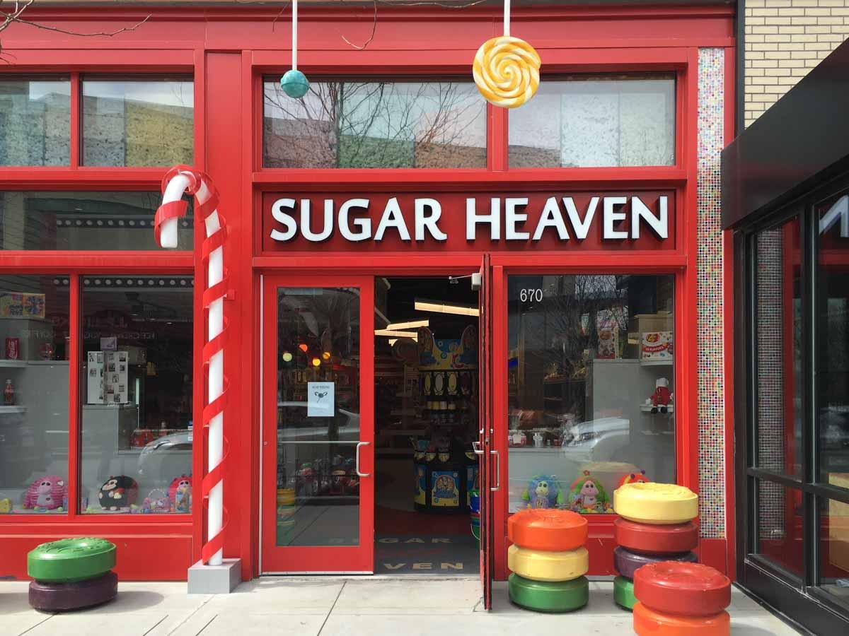 Winslow Architects Arlington Retail Sugar Heaven Somerville MA