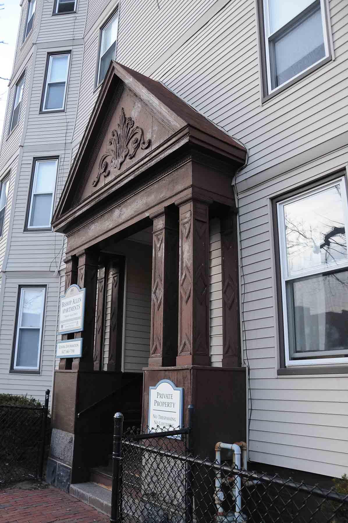 Winslow Architects Arlington Bishop Allen Multi Family Project