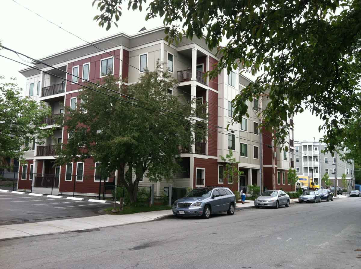 Winslow Architects Multi Family Unity Place