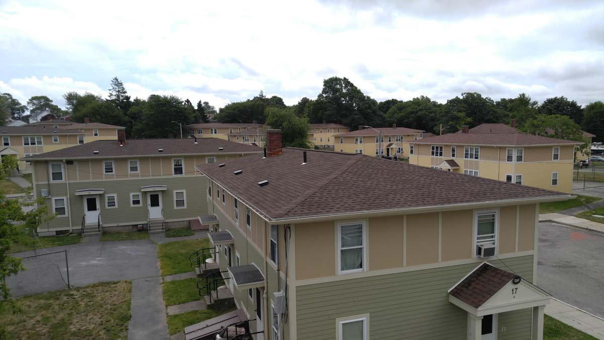 Winslow Architects Municipal Roofing Projects Ma
