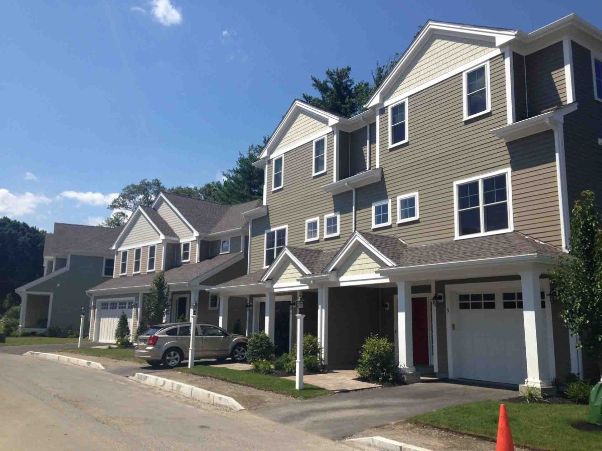 WinslowArchitects Arlington MultiFamily Greendale Village Needham
