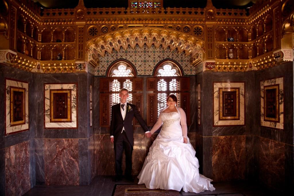 Wedding Photographer Cardiff Castle