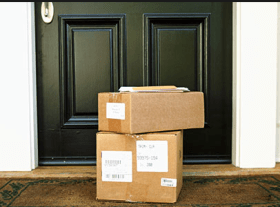 Beware Holiday Thieves; Secure Your Holiday Deliveries