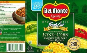 Canned corn recalled