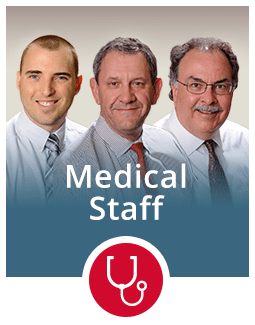 Medical Staff - Winston Medical Center