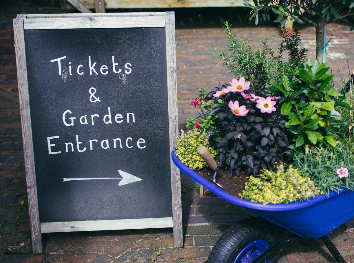 Botanical Garden and Edwardian Era Arts Crafts House