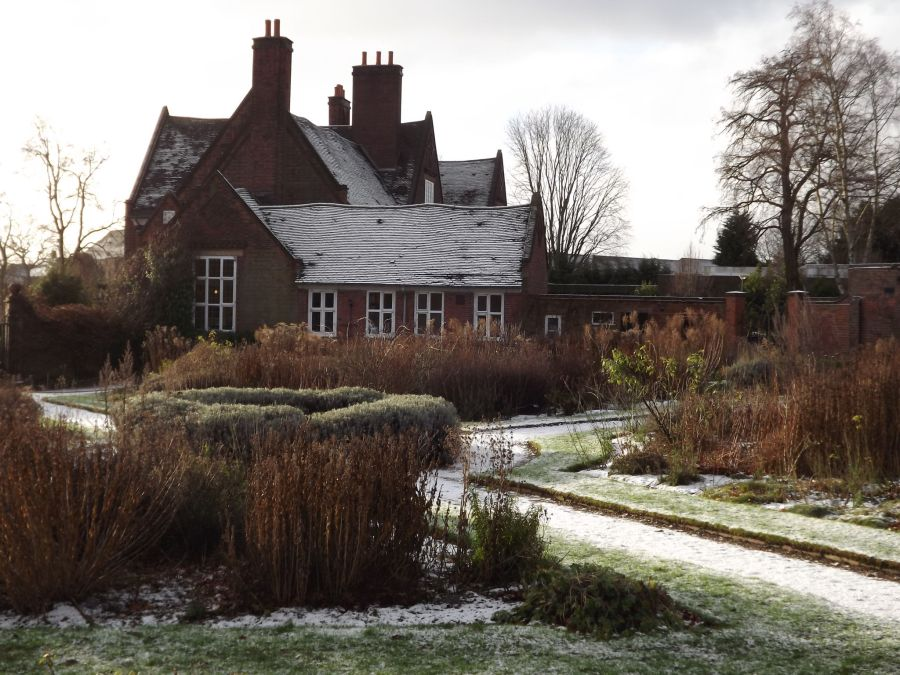 The Walled Garden, 13th January 2017