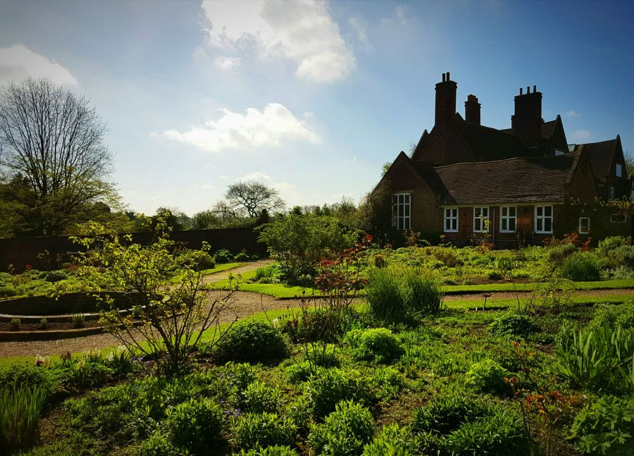 The Walled Garden, photograph by Chris Howell, Winterbourne House and Garden, Digging for Dirt
