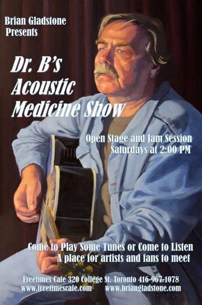 Best of Dr. B's Acoustic Medicine Show