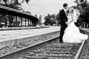 photo taken by a professional wedding photographer