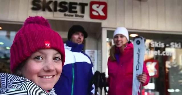 Online Skihuur met korting tot 50%