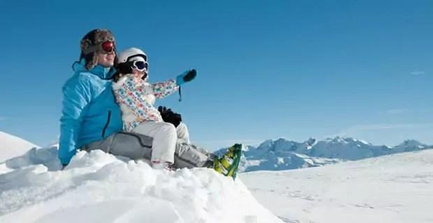 Sneeuwzekere wintersport april en mei