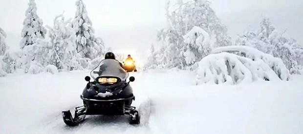 Sneeuwzekere wintersport Finland