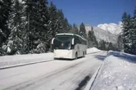 Buspendel wintersport